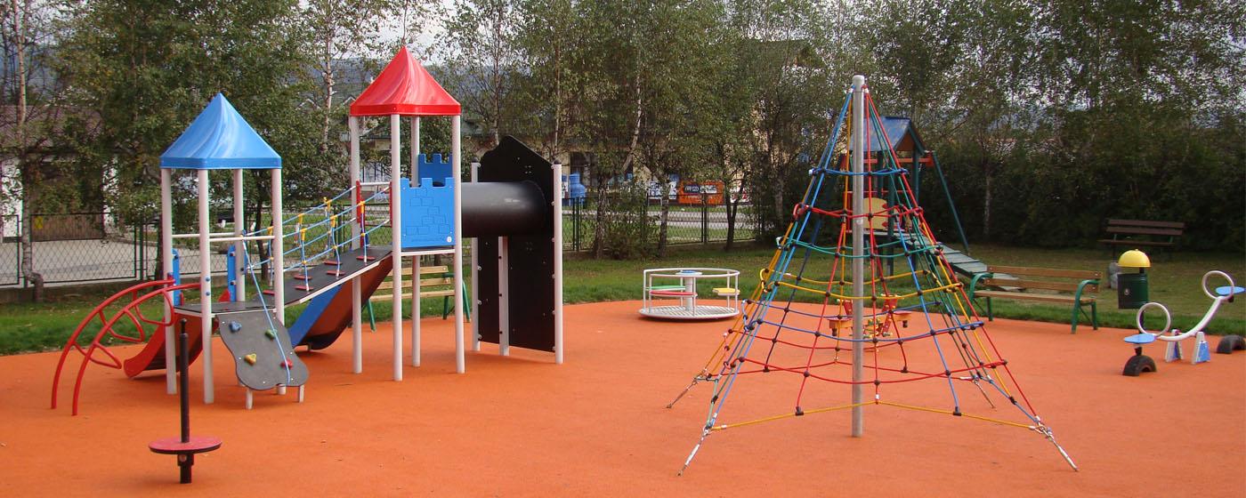 Place zabaw - zdjęcie 4