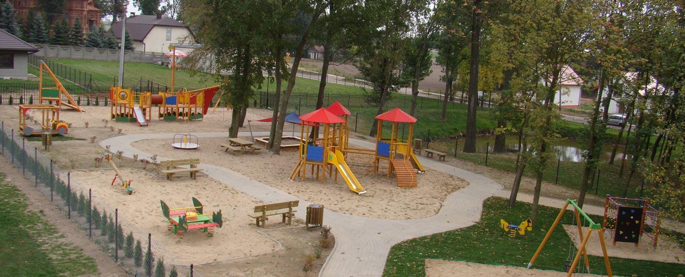 Place zabaw - zdjęcie 5